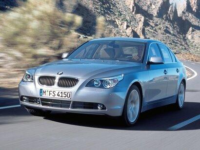 Купить BMW 5 серия пробег 160 000.00 км 2005 год выпуска