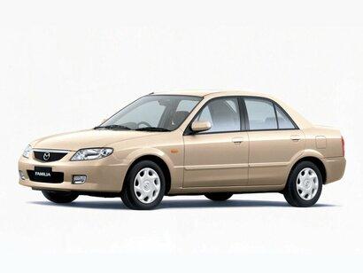 Купить Mazda Familia пробег 28 221.00 км 2000 год выпуска