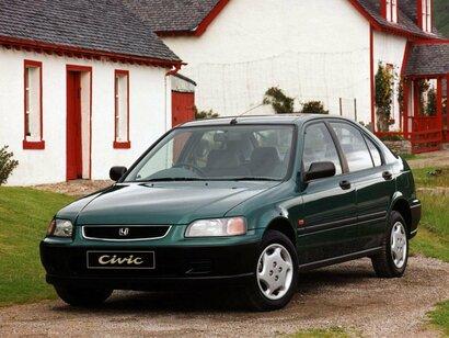 Купить Honda Civic пробег 220 000.00 км 1996 год выпуска