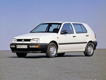 Купить Volkswagen Golf пробег 360 000.00 км 1993 год выпуска