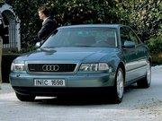 Обогрев сидений Audi A8 I (D2)