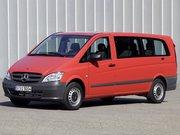 Обогрев сидений Mercedes-Benz Vito II (W639) Рестайлинг