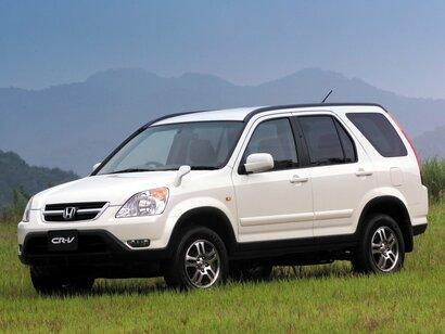 Купить Honda CR-V пробег 177 000.00 км 2002 год выпуска