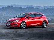 Обогрев сидений Opel Astra K