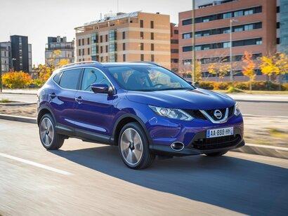 Купить Nissan Qashqai пробег 36 500.00 км 2015 год выпуска