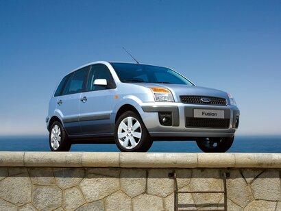 Купить Ford Fusion пробег 87 000.00 км 2006 год выпуска