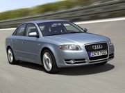 Обогрев сидений Audi A4 III (B7)