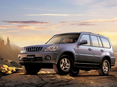 Купить Hyundai Terracan пробег 129 000.00 км 2002 год выпуска