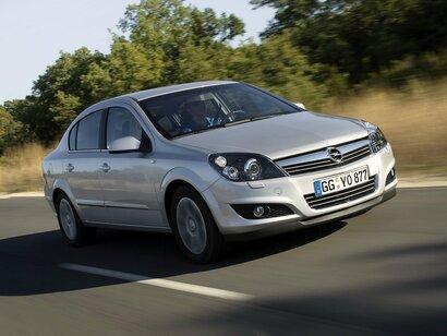 Купить Opel Astra пробег 106 000.00 км 2011 год выпуска