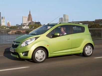 Купить Chevrolet Spark пробег 85 938.00 км 2011 год выпуска