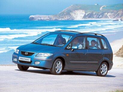 Купить Mazda Premacy пробег 246 000.00 км 2000 год выпуска
