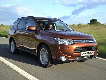 Купить Mitsubishi Outlander пробег 160 000.00 км 2013 год выпуска