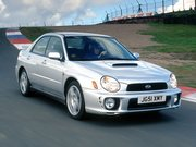 Обогрев сидений Subaru Impreza WRX II поколение