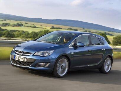 Купить Opel Astra пробег 111 000.00 км 2013 год выпуска