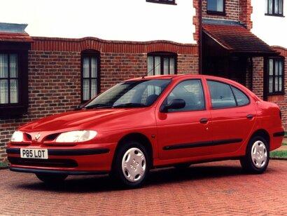 Купить Renault Megane пробег 299 330.00 км 2000 год выпуска