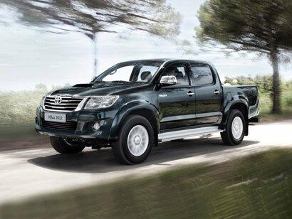 Купить Toyota Hilux пробег 160 000.00 км 2014 год выпуска