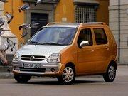 Обогрев сидений Opel Agila A