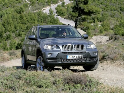 Купить BMW X5 пробег 200 000.00 км 2007 год выпуска