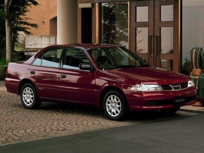 Купить Toyota Carina пробег 270 000.00 км 1996 год выпуска