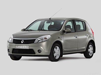 Купить Renault Sandero пробег 161 000.00 км 2010 год выпуска