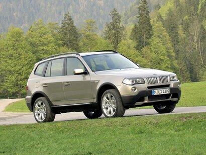 Купить BMW X3 пробег 220 000.00 км 2008 год выпуска