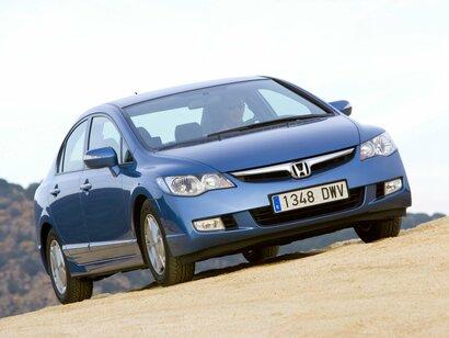 Купить Honda Civic пробег 185 000.00 км 2007 год выпуска