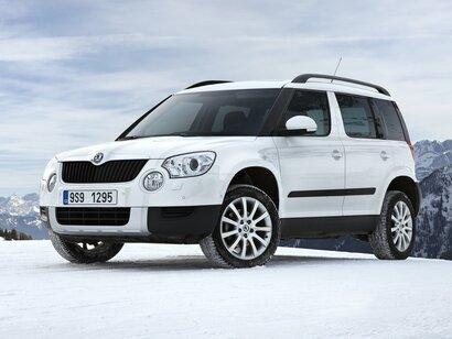 Купить Skoda Yeti пробег 136 500.00 км 2012 год выпуска