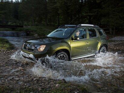 Купить Renault Duster пробег 52 000.00 км 2017 год выпуска