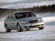 Обогрев сидений Mercedes-Benz S-klasse IV (W220) Рестайлинг