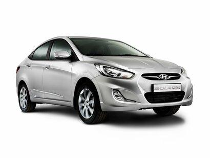 Купить Hyundai Solaris пробег 51 000.00 км 2013 год выпуска