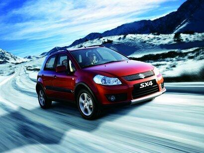 Купить Suzuki SX4 пробег 125 000.00 км 2009 год выпуска