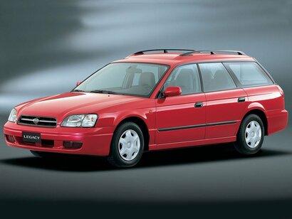 Купить Subaru Legacy пробег 270 000.00 км 1998 год выпуска