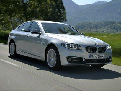 Купить BMW 5 серия пробег 59 600.00 км 2014 год выпуска