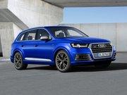 Обогрев сидений Audi SQ7 I поколение