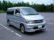 Обогрев сидений Toyota Touring HiAce I поколение