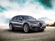 Обогрев сидений Alfa Romeo Stelvio