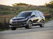 Обогрев сидений Honda CR-V V поколение
