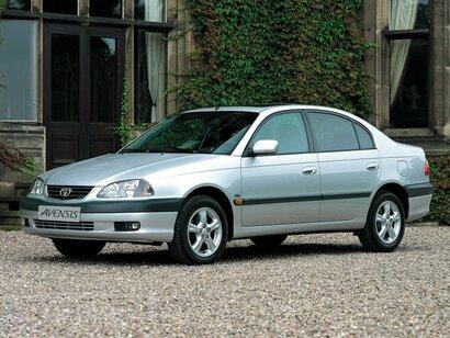 Купить Toyota Avensis пробег 264 000.00 км 2000 год выпуска