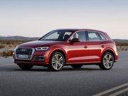 Обогрев сидений Audi Q5 II поколение