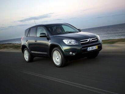 Купить Toyota RAV 4 пробег 190 000.00 км 2010 год выпуска