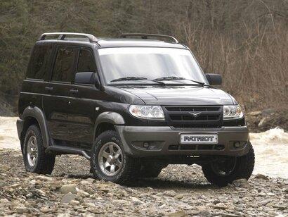 Купить УАЗ Patriot пробег 176 000.00 км 2007 год выпуска