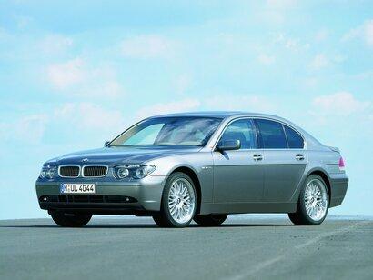Купить BMW 7 серия пробег 256 000.00 км 2005 год выпуска