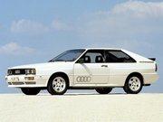 Обогрев сидений Audi Quattro I поколение