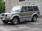 Обогрев сидений Hyundai Galloper II поколение