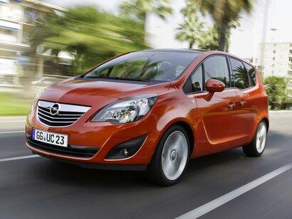 Купить Opel Meriva пробег 110 000.00 км 2011 год выпуска