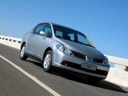 Купить Nissan Tiida пробег 93 000.00 км 2008 год выпуска