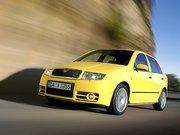 Обогрев сидений Skoda Fabia RS I Рестайлинг