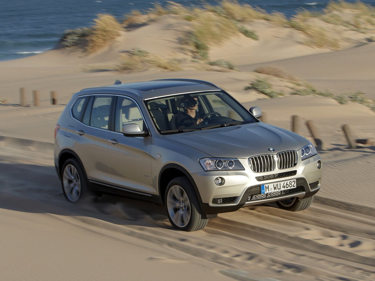 bmw x3 20d (5.6 л.) 2011 цена