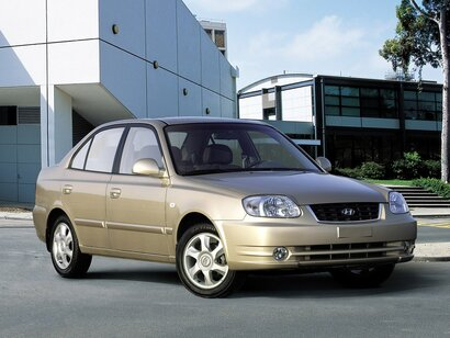 Купить Hyundai Accent пробег 221 000.00 км 2004 год выпуска