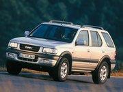 Обогрев сидений Opel Frontera B